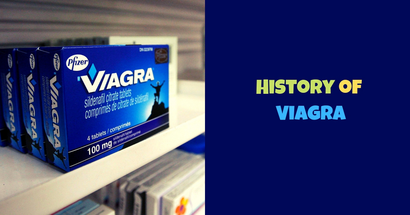 History of Viagra