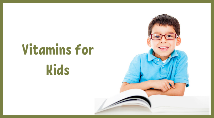 Vitamins for Kids